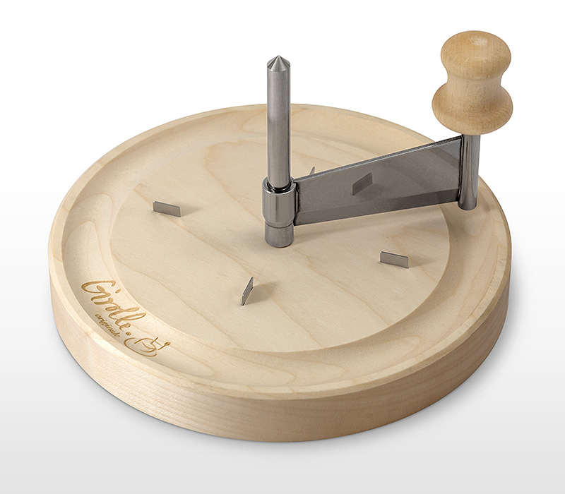FSC certified maple wood base